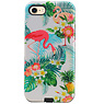 Flamingo Design Hardcase Backcover for iPhone 8/7