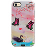 Butterfly Design Hardcase Backcover for iPhone 8/7