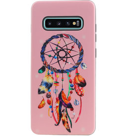 Dreamcatcher Design Hardcase Backcover for Samsung Galaxy S10