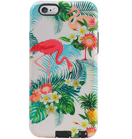Flamingo Design Hardcase Backcover for iPhone 6