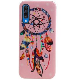 Dreamcatcher Design Hardcase Backcover for Samsung Galaxy A50