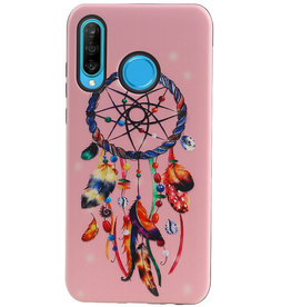 Dreamcatcher Design Hardcase Backcover for Huawei P30 Lite / Nova 4E