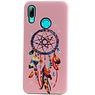 Dreamcatcher Design Hardcase Backcover für Huawei P Smart 2019