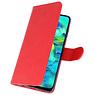 Bookstyle Wallet Cases Hülle für Samsung Galaxy M40 Red