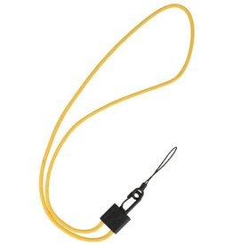 CSC Rundseile für Phone Cases oder Badge Yellow