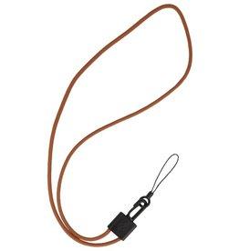 CSC Rundseile für Phone Cases oder Badge Brown