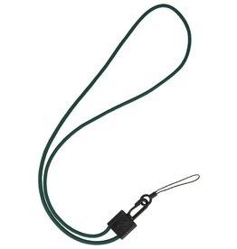 CSC Rundseile für Phone Cases oder Badge Dark Green