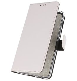 Wallet Cases Hoesje voor Samsung Galaxy Note 10 Plus Wit
