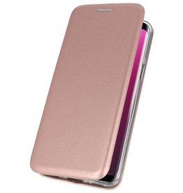 Slim Folio Case voor Samsung Galaxy A10s Roze