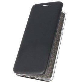 Slim Folio Case für Samsung Galaxy A50s Schwarz