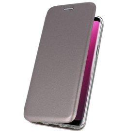Slim Folio Case voor Samsung Galaxy A50s Grijs