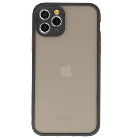 Color combination Hard Case for iPhone 11 Pro Black