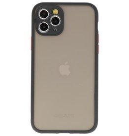 Kleurcombinatie Hard Case voor iPhone 11 Pro Zwart