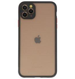 Farbkombination Hard Case für iPhone 11 Pro Max Schwarz