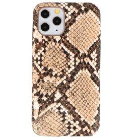 Hose Design TPU Case for iPhone 11 Pro Beige