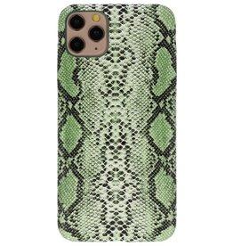 Hose Design TPU Case iPhone 11 Pro Max Green
