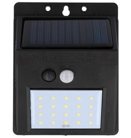 LED Solar Wall Light 20 Led