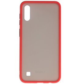 Color combination Hard Case for Samsung Galaxy A10 Red