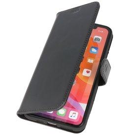 Rico Vitello Zwart Echt Leder Hoesje voor iPhone 11 Pro