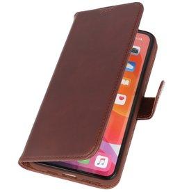 Rico Vitello Mocca Genuine Leather Case for iPhone 11 Pro