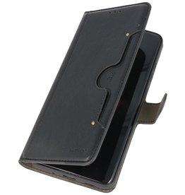 Luxus Brieftasche Hülle für Samsung Galaxy S20 Ultra Black