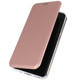 Schlanke Folio Hülle für Samsung Galaxy S20 Plus Pink