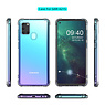 Shockproof TPU case for Samsung Galaxy A21s Transparent