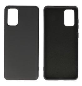 Fashion Color TPU Case Samsung Galaxy S20 Plus Black
