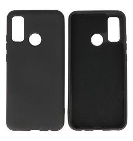 Fashion Color TPU Case Huawei P Smart 2020 Black