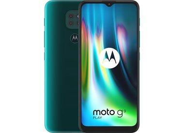 Moto G9 spielen