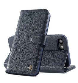Genuine Leather Case iPhone SE 2020/8/7 Navy
