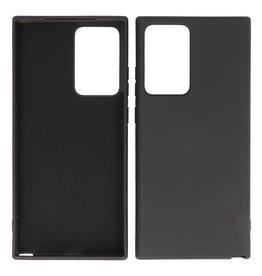2.0mm Thick Fashion Color TPU Case Samsung Galaxy Note 20 Ultra Black