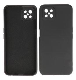 2.0mm Thick Fashion Color TPU Case Oppo Reno 4 Z - A92s Black