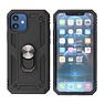 Armor Case with Ring Holder iPhone 12 Mini Black