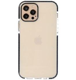 Armor Transparant TPU Hoesje iPhone 12 en iPhone 12 Pro