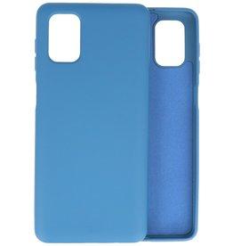 2.0mm Thick Fashion Color TPU Case Samsung Galaxy M51 Navy