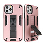 Stand Hardcase Backcover voor iPhone 11 Pro Roze