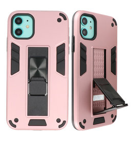 Stand Hardcase Backcover für iPhone 11 Pink
