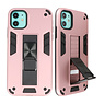 Stand Hardcase Backcover voor iPhone 11 Roze