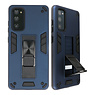 Stand Hardcase Backcover for Samsung Galaxy S20 FE Navy
