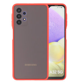 Color combination Hard Case Samsung Galaxy A32 5G Red
