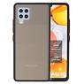 Color combination Hard Case Samsung Galaxy A42 5G Black