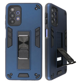 Stand Hardcase Backcover for Samsung Galaxy A32 5G Navy