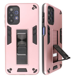 Stand Hardcase Backcover for Samsung Galaxy A32 5G Pink
