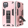 Stand Hardcase Backcover for Samsung Galaxy A42 5G Pink