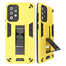 Stand Hardcase Backcover for Samsung Galaxy A72 5G Yellow