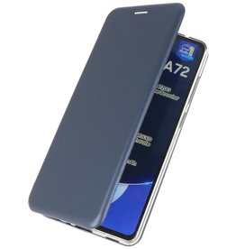 Slim Folio Case for Samsung Galaxy A72 / 5G Blue