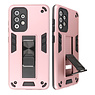 Stand Hardcase Backcover for Samsung Galaxy A52 5G Pink