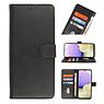 Bookstyle Wallet Cases Hoesje voor Sony Xperia 1 III Zwart