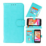 Bookstyle Wallet Cases Case for iPhone SE 2020 - 8 - 7 Green